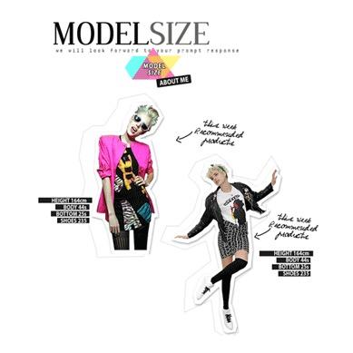모델사이즈표27